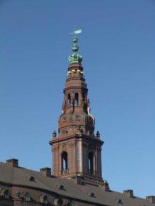 Christiansborg Slot tårn