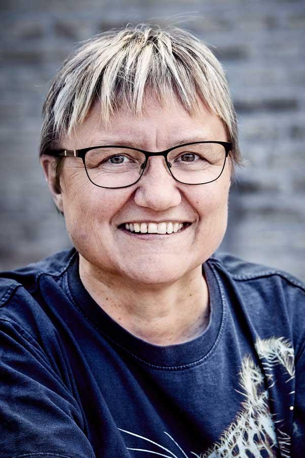 Tina Nielsen, Teknisk assistent, Eduard Troelsgård